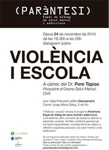 VIOLENCIA-I-ESCOLA
